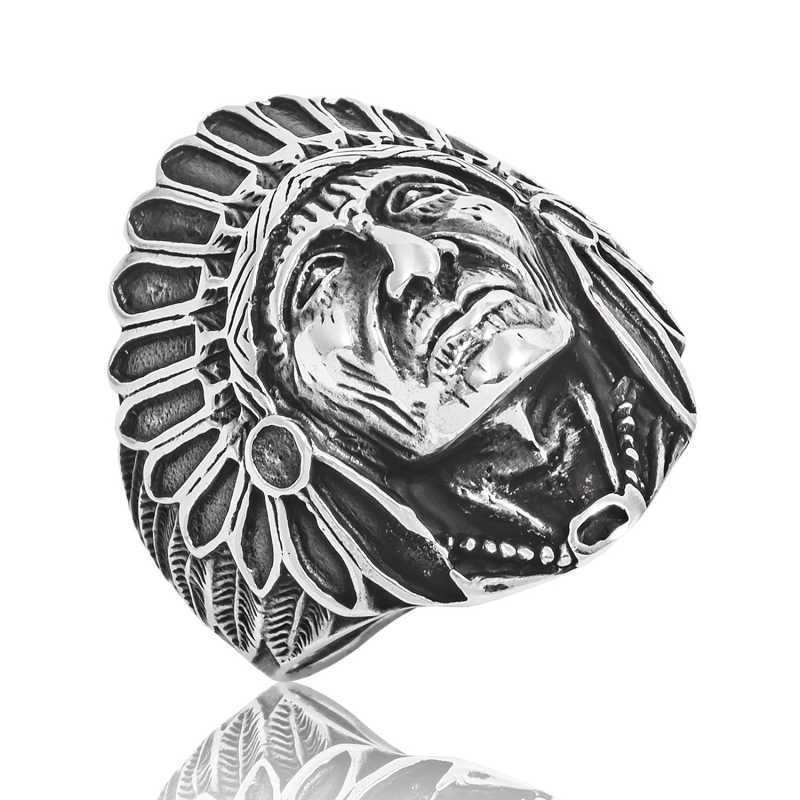 gumus kizilderili erkek yuzugu kuru kafa yzkler gumush yzk 26369 38 B
